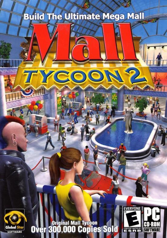 Mall Tycoon 2 - Windows