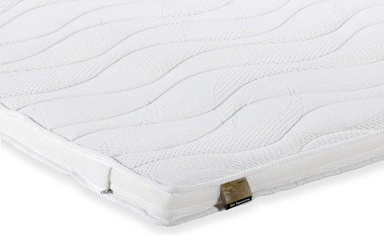 Beter Bed Gold Gel Split Topmatras