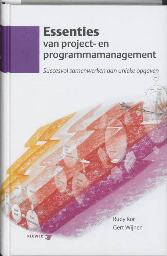 Essenties van project- en programmamanagement