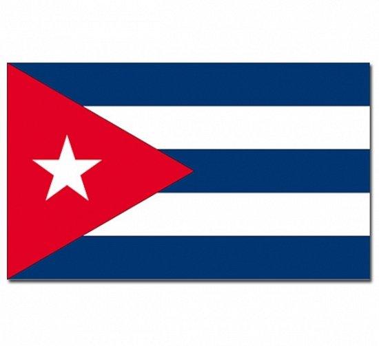Vlag Cuba 90 x 150 cm