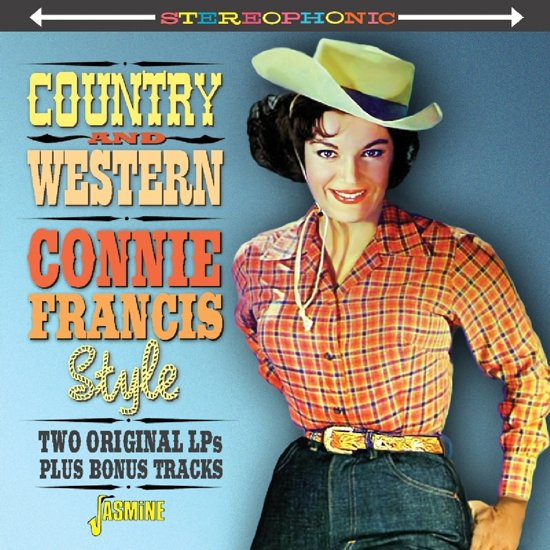 Country & Western Connie Francis Style. 2 Original