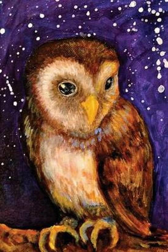 Twinkle Twinkle Little Owl by Esther M. Smith Art of Life Journal (Blank / Lin