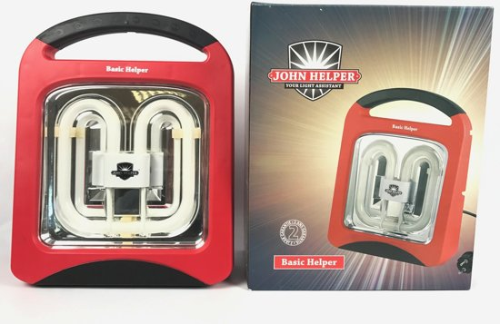 John Helper basic helper bouwlamp 55 watt h05rn-f gr10q