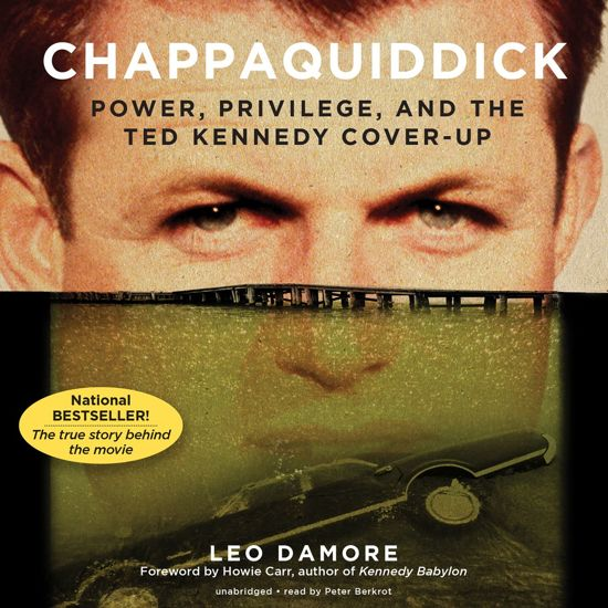 Boek cover Chappaquiddick van Leo Damore (Onbekend)