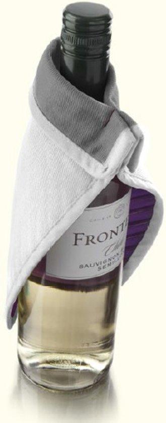 VacuVin Waiter's Towel kelner handdoek fles wijn