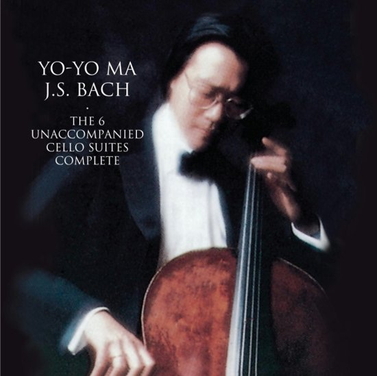 Bach: The 6 Unaccompanied Cello Suites Complete