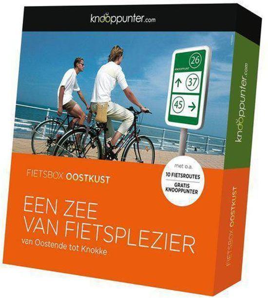 Afbeelding van Knooppunter fietsbox oostkust