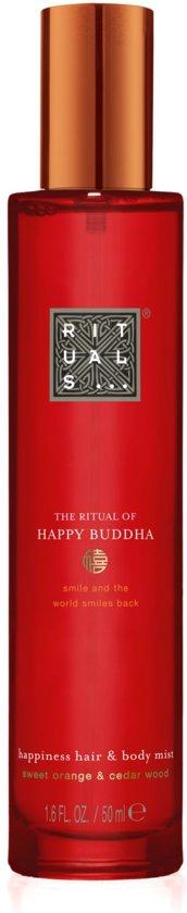 RITUALS The Ritual of Happy Buddha Hair & Body mist - 50ml