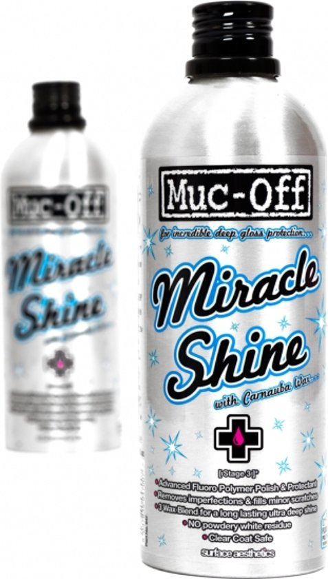 Muc-Off Miracle Shine Wax 500ML