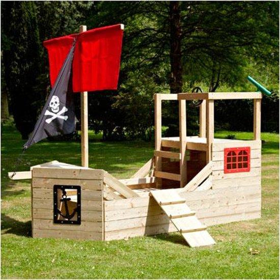 TP Toys Houten Piratenschip