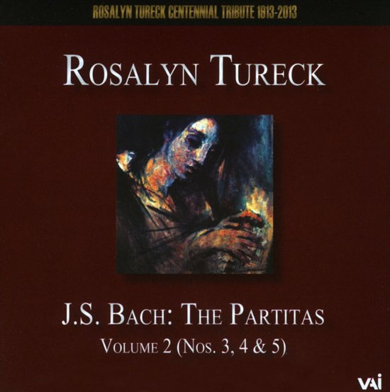 J.S. Bach: The Partitas, Vol. 2