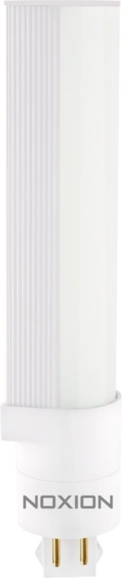 Noxion Lucent LED PL-C HF 6.5W 840   Koel Wit - 4-Pin - Vervangt 18W