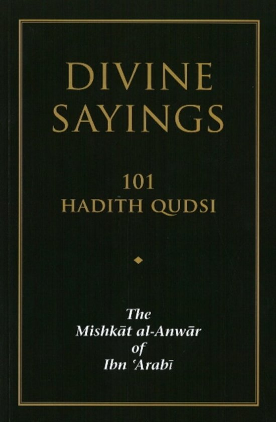 Bol Divine Sayings Muhyiddin Ibn Arabi 9781905937035 Boeken