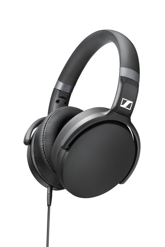 Sennheiser HD 4.30i - Over-ear koptelefoon - Zwart