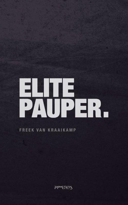 Boek cover Elitepauper van Freek van Kraaikamp (Paperback)