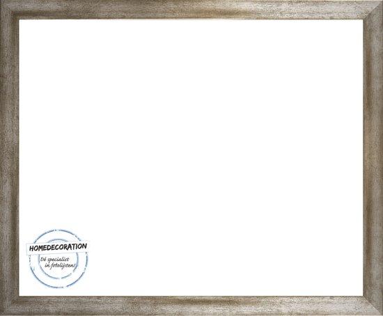 Homedecoration Misano – Fotolijst – Fotomaat – 36 x 70 cm  – Metaal Retro