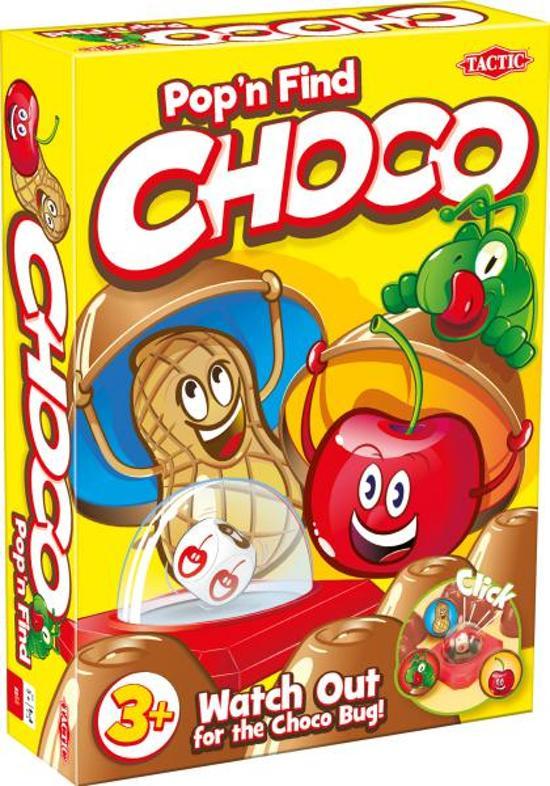 Choco Pop n Find spel