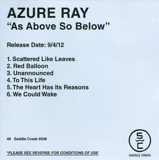 As Above So Below -Ep-