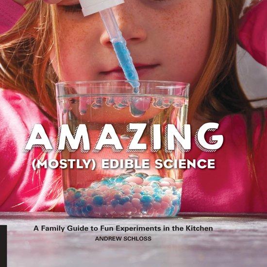 De best verkochte ebook kinderkookboeken van 2017 31 40 boek cover amazing mostly edible science van andrew schloss ebook fandeluxe Document