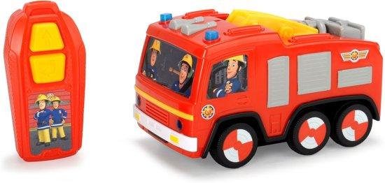 bol brandweerman sam rc jupiter dickie speelgoed
