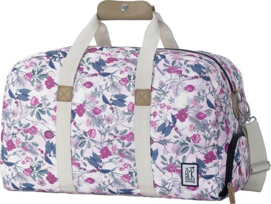 The Pack Society Weekender - Reistas - Pink Botanical