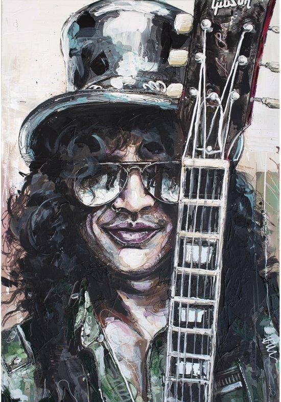 Slash (Guns 'n Roses) canvas