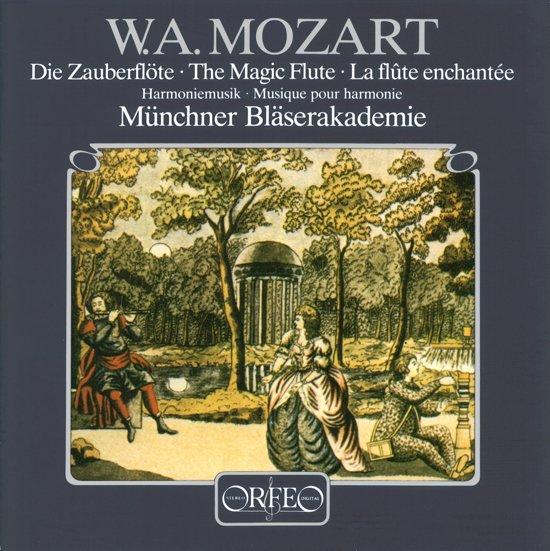 Harmoniemusik Die Zauberf