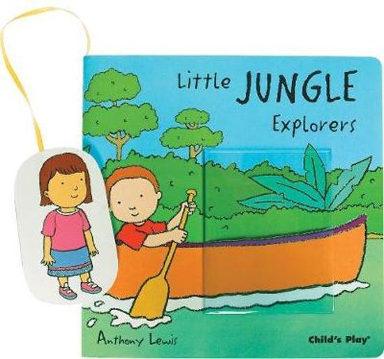 Little Jungle Explorers