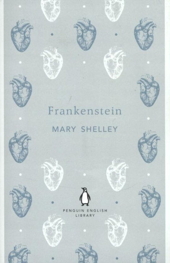 Boek cover Frankenstein van Mary Shelley (Paperback)