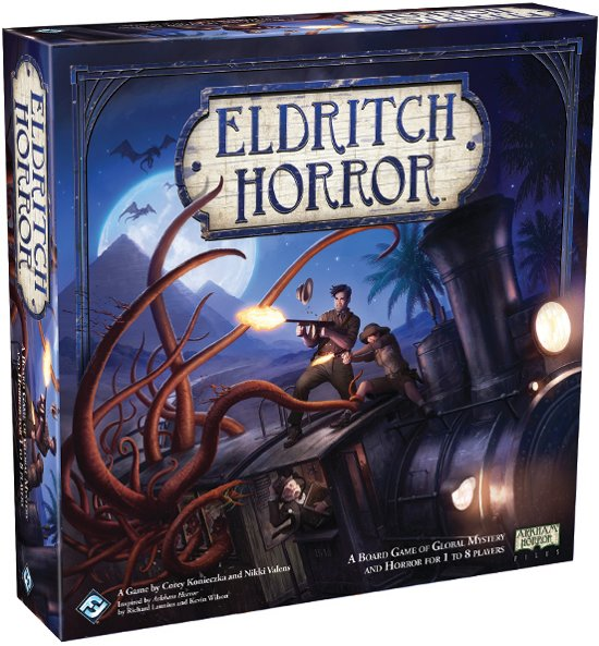 Eldritch Horror - Bordspel