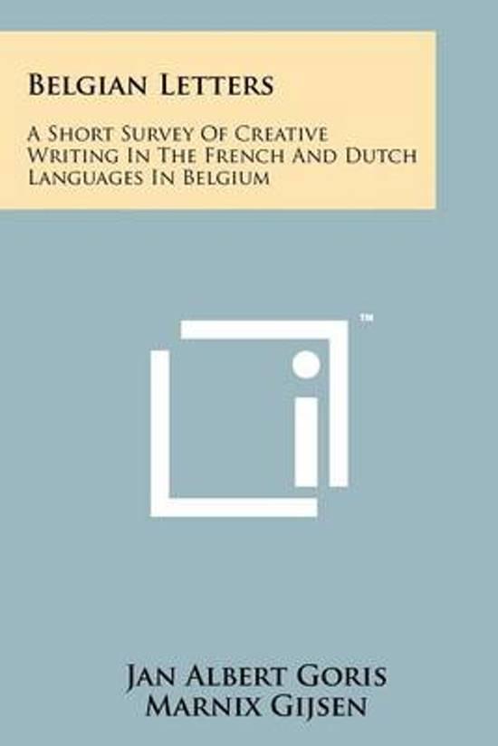 Belgian Letters