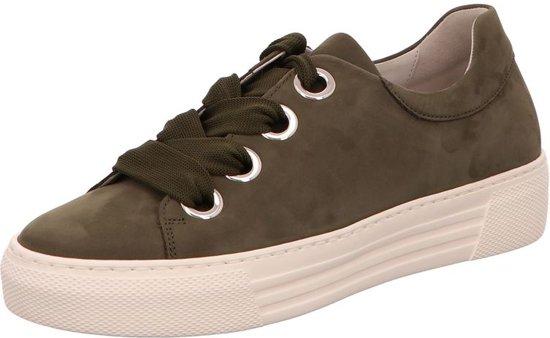 Sneaker 5 GroenDames Gabor Maat 37 ZkuPXOi