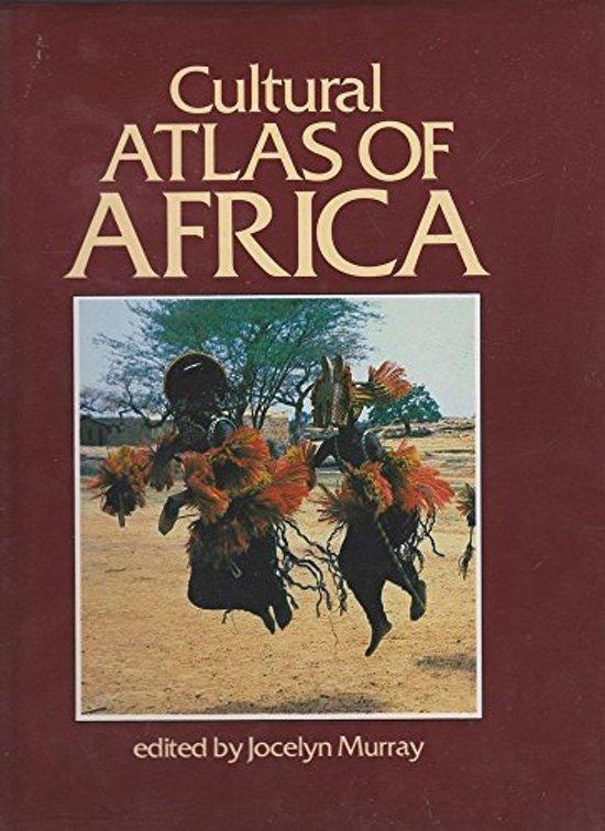 Cultural Atlas Of Africa