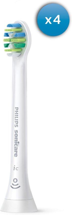 Philips HX9014/07 Sonicare InterCare Compacte Opzetborstels - 4 st.