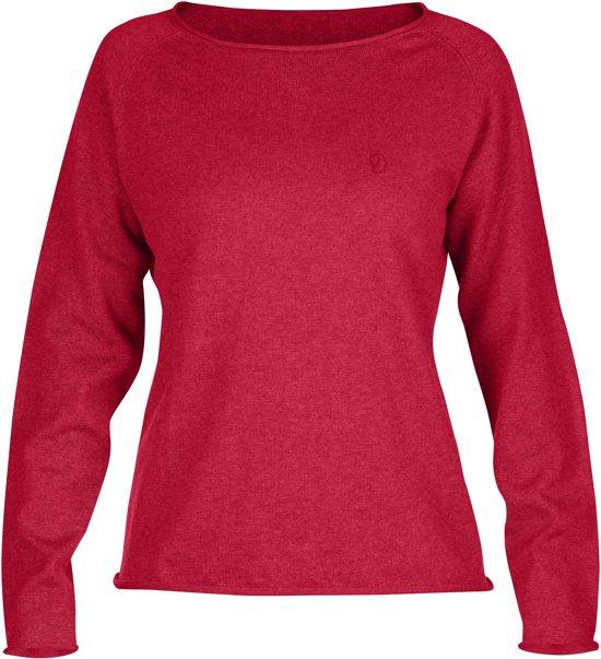 M Sweater Women Dames Fjallraven Ovik Zalm Trui nC5wWXUqx