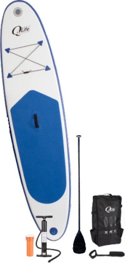 Opblaasbaar SUP BOARD Starters Pack  Stand Up Paddle Board