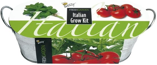 Buzzy® Fresh Garden Teil Italian Grow Kit