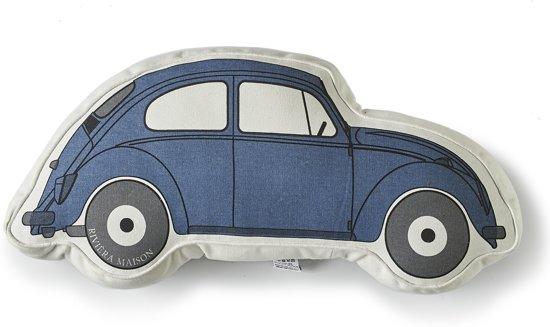 Riviera Maison Kussen : Bol.com rivièra maison classic beetle pillow sierkussen wit