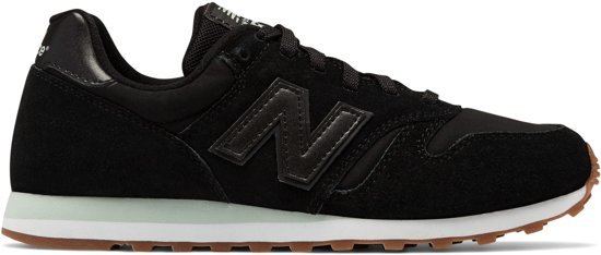 new balance zwarte sneakers dames