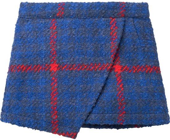 Wollen tweed rokje Sarada