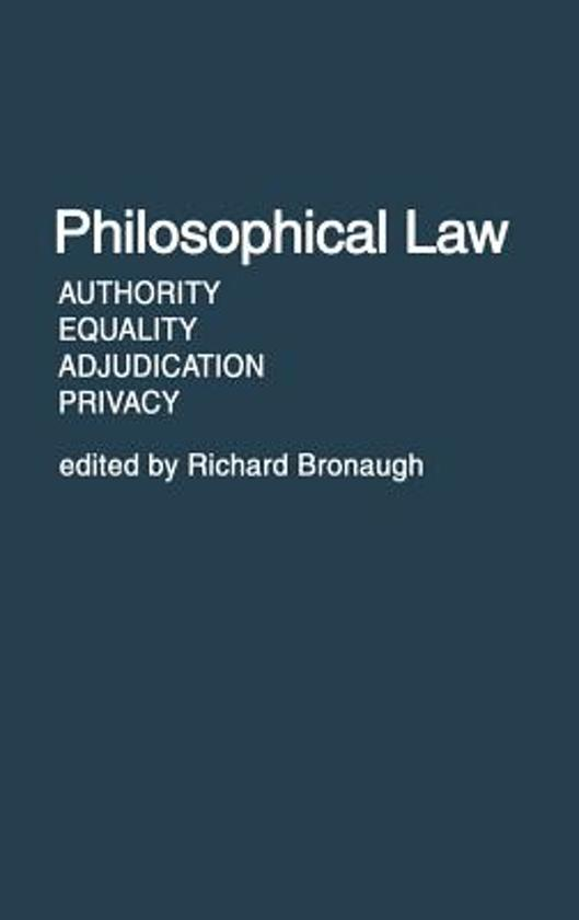 Philosophical Law