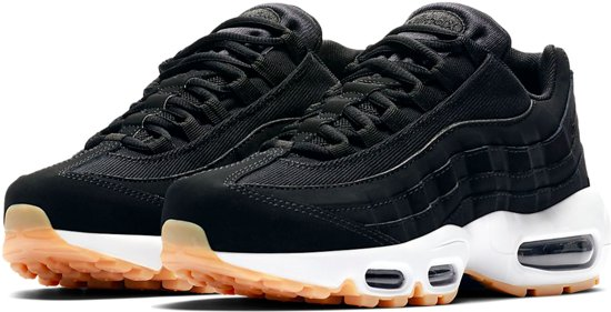 nike air max 95 zwart dames