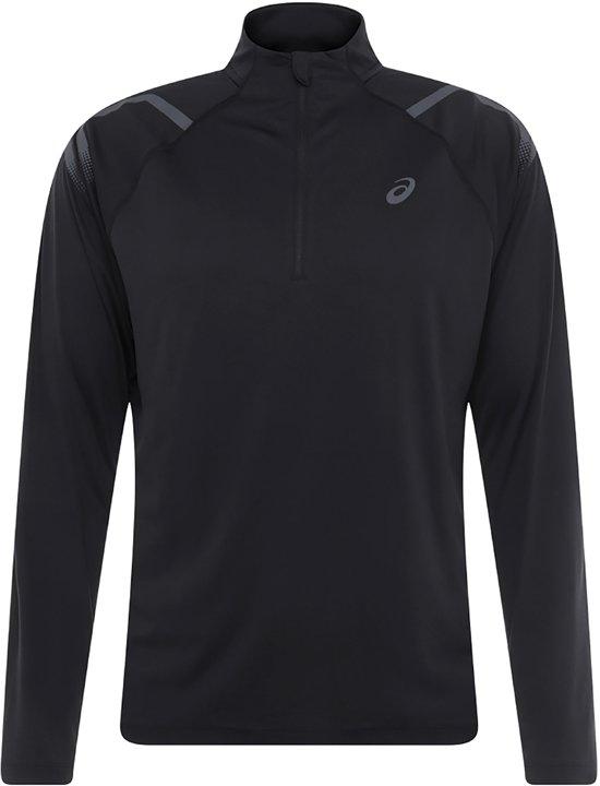 Asics functioneel shirt Zwart-l