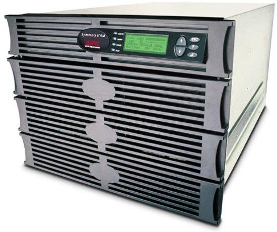APC Symmetra RM 6kVA exp to 6kVA N+1 6000VA Zwart UPS