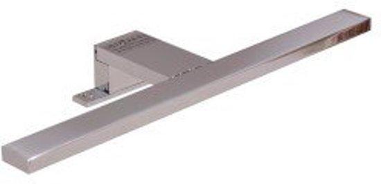 Aqua linea led spiegelverlichting 4 8w 30 5cm for Badkamerverlichting spiegel