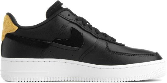 Nike WMNS Air Force 1' 07 Lux Zwart Dames Sneaker 898889 014 Maat 40