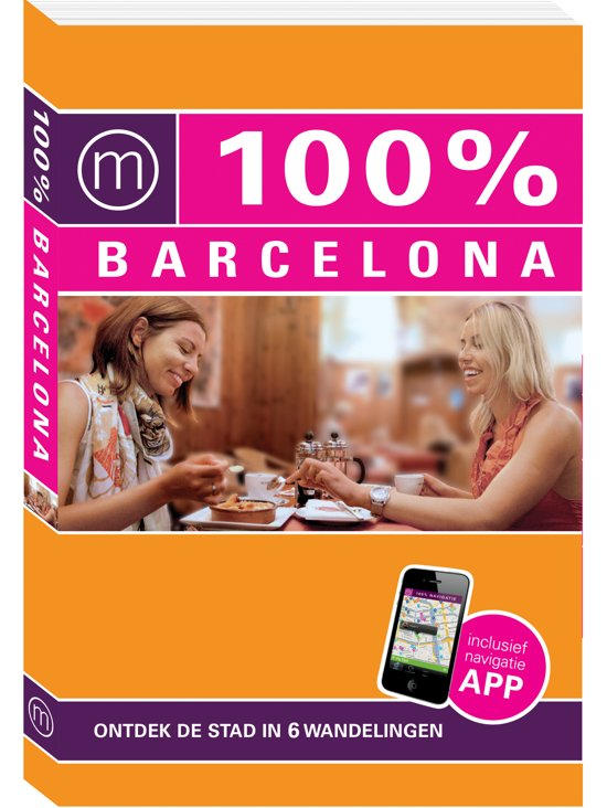 100% Reisgids Barcelona