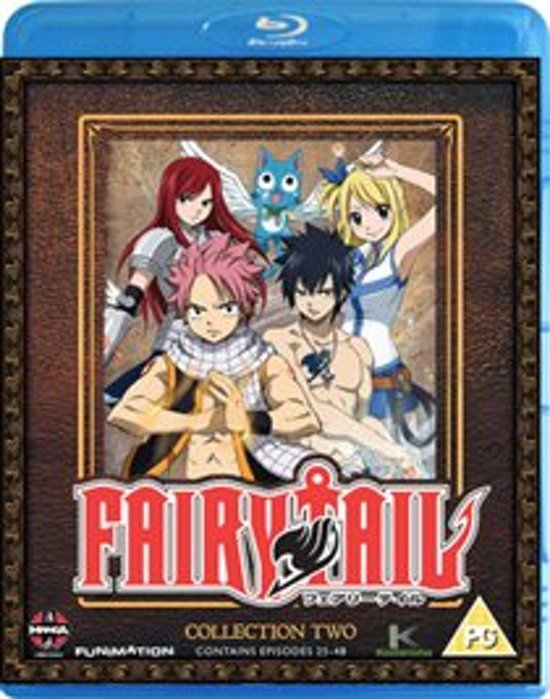 Fairy Tail Collection 2
