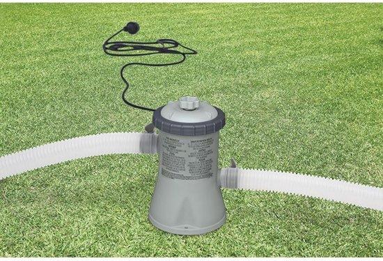 Intex pool filterpomp 1250 L/u
