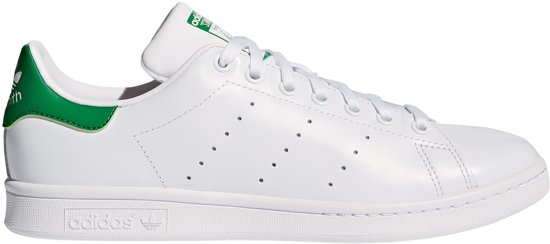 adidas Stan Smith - Sportschoenen - Mannen - Maat 49 1/3 - wit/groen
